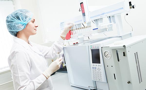 Auxiliar de laboratorio
